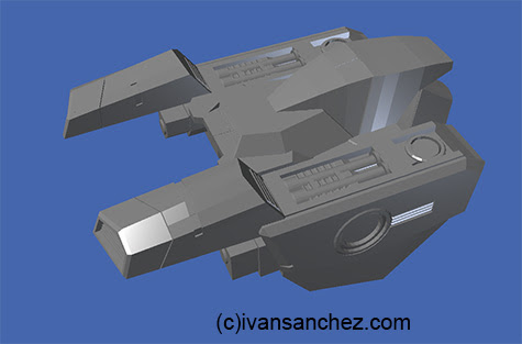 mobile suitgundam seed Impulse zgmf x56s 3d mesh cg sandrum