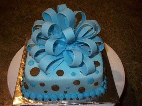 17 Best images about Blue Fondant Cake Ideas on Pinterest