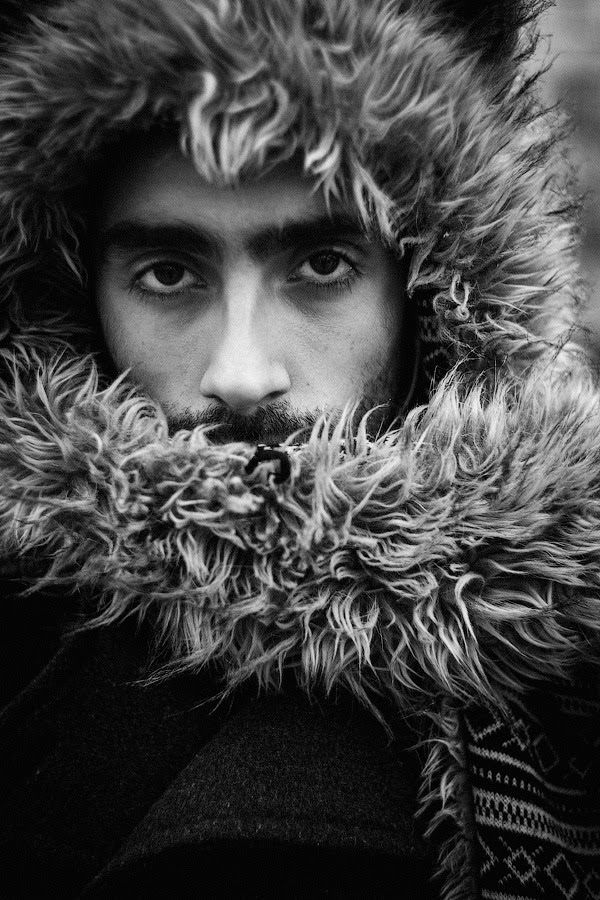 # 364 - Il est dans un conservatoire de théâtre © 365 Parisiens par Constantin Mashinskiy - Tumblr - Facebook