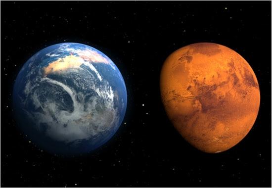 Paradoxo de Marte