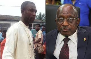 Police Disrupt Vigil Service In Ghana, Arrest Pastor Over Noise (Photos)