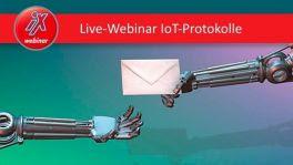 ix-Developer-Webinar: Wichtige Protokolle von TCP/UDP bis MQTT