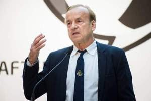 BREAKING – Super Eagles Coach Gernot Rohr Accepts New NFF Contract