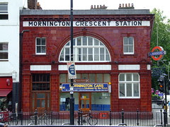 Mornington Crescent tube by Redvers