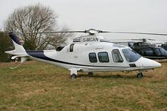 G-MCAN - 2006 build Agusta A109S Grand
