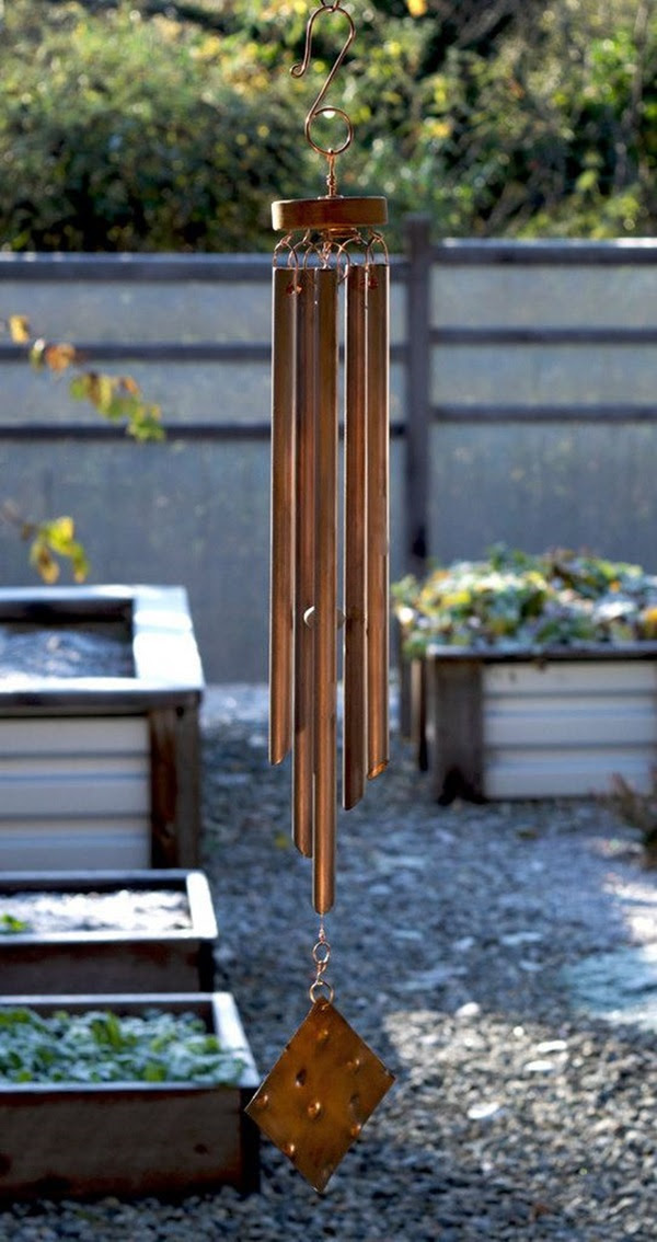 DIY Wind Chime Ideas to Try This Summer (31)