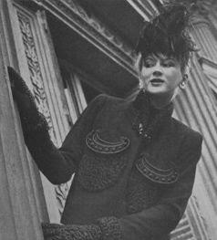 Elsa Schiaparelli for Vogue