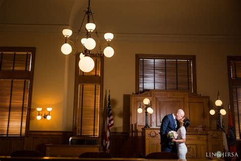 Old Orange County Courthouse Wedding   Kristine & Matthew