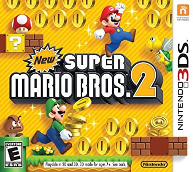 New Super Mario Bros. 2 - Nintendo 3DS