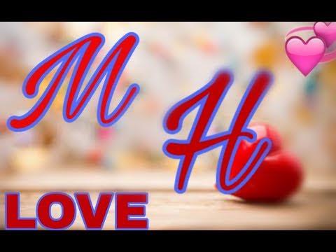 Lifeofanut حرف M و N مع بعض في قلب