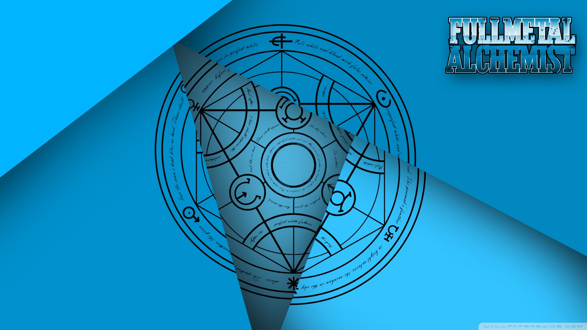 Fullmetal Alchemist Ultra Hd Desktop Background Wallpaper For 4k