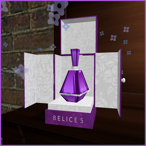 Belice No.5 - Second Life Perfume? [1]