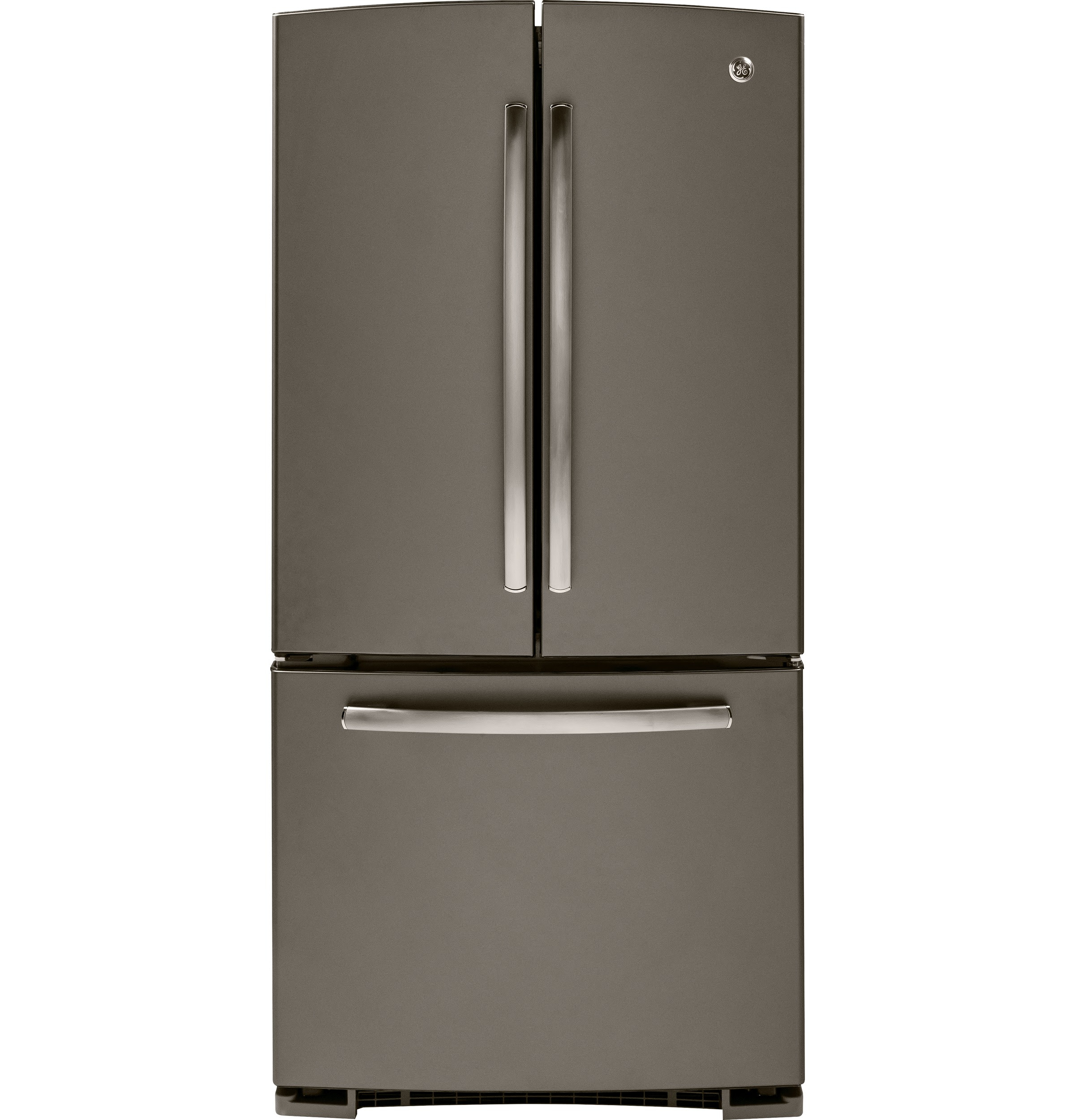 GE 22 7 Cu Ft French Door Refrigerator GNS23GMHES