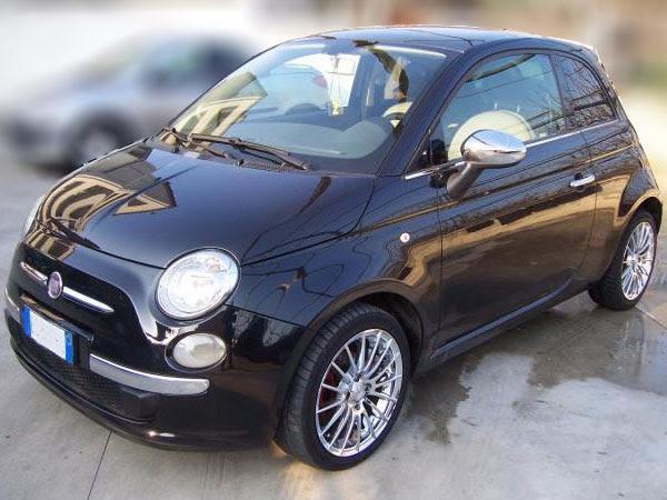 Schaltplan Fiat 500 C