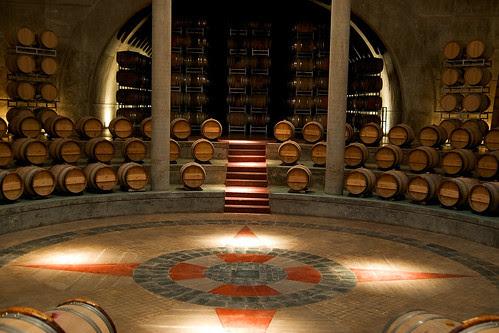 Bodega Salentein's Cellar
