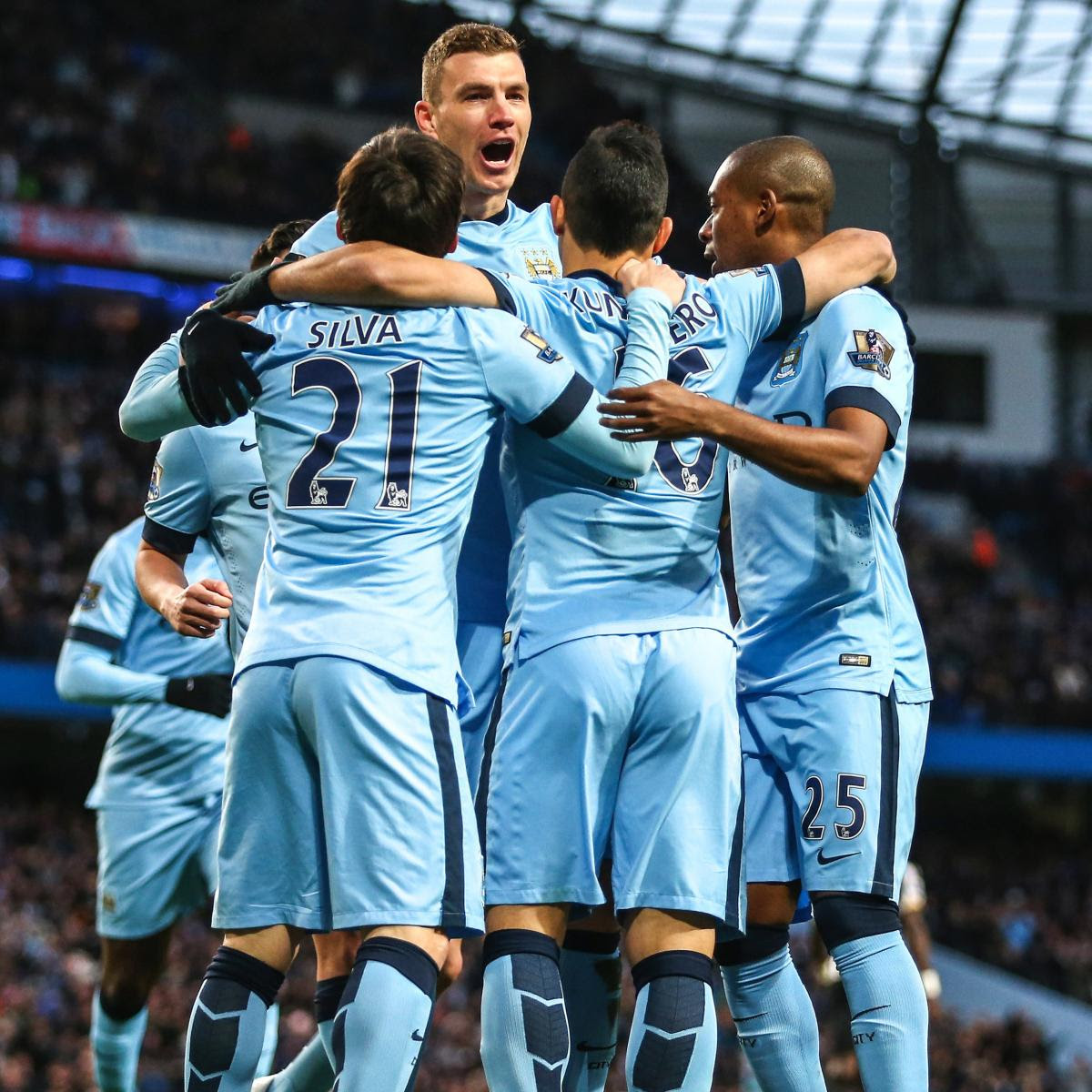Manchester City vs. West Brom: Live Score, Highlights from ...