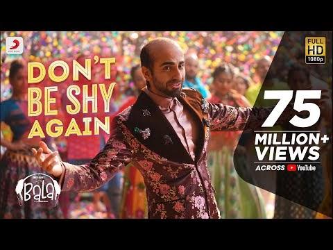 Don't Be Shy Again - Bala | Ayushmann | Badshah | Yami