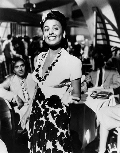 Lena Horne: 1942: 'Panama Hattie'