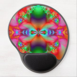 F177 GEL MOUSE PAD