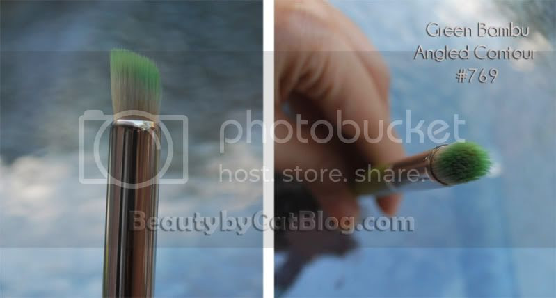 Green Bambu Angled Contour #769 769