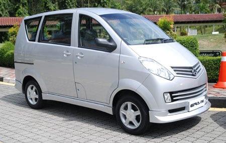 Chana Era CM8: Malaysia's cheapest MPV
