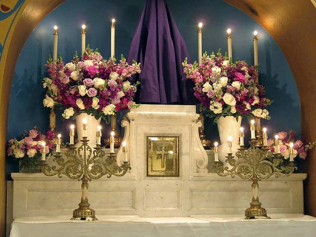 Flower Arrangements For Church Altar Roses Gallery