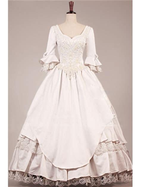 Victorian Wedding Dresses,Custom Victorian Wedding Gowns