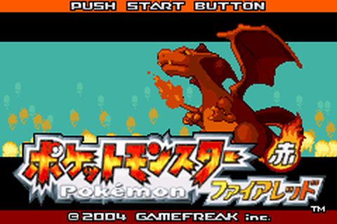 Pokemon Fire Red J2CH ROM Download