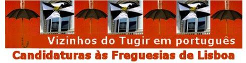 Campanhas Freguesias Lisboa