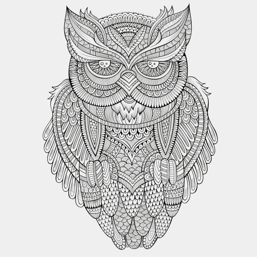 32 Advanced Coloring Pages Animals - Free Printable Coloring Pages