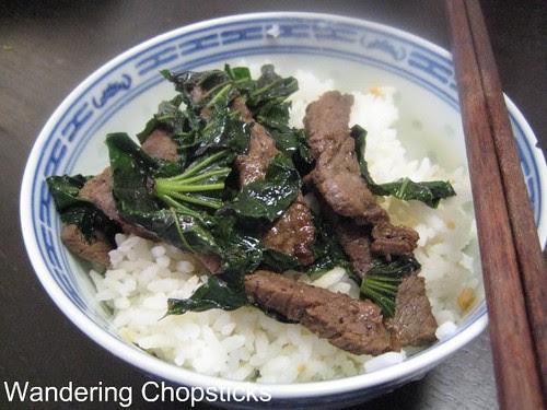 Bo Xao La Lot (Vietnamese Sauteed Beef with Wild Betel Leaf) 1