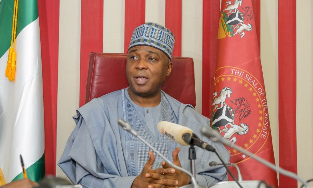 Saraki Obtains PDP Presidential Nomination Form