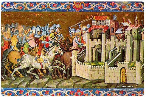 Атилла штурмует Будапешт.