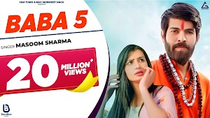 Baba 5 Lyrics - Masoom Sharma ~ LYRICGROOVE