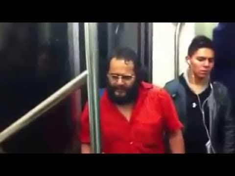 Esto solo pasa en el metro de la ciudada de México