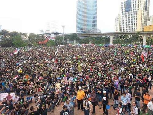 8835117023 2cf36f5840 o Gambar dan Video Perhimpunan Blackout 505 di Petaling Jaya 25 Mei 2013