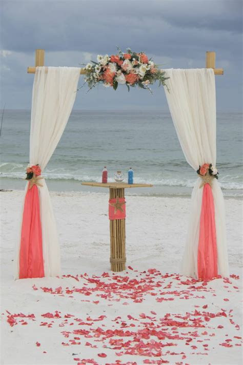 affordable destin florida beach wedding packages beach