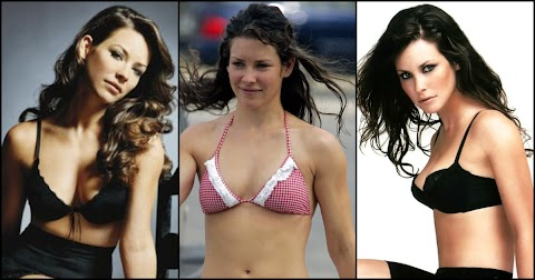 Evangeline Lilly Hot Pictures Exposed (#1 Uncensored)