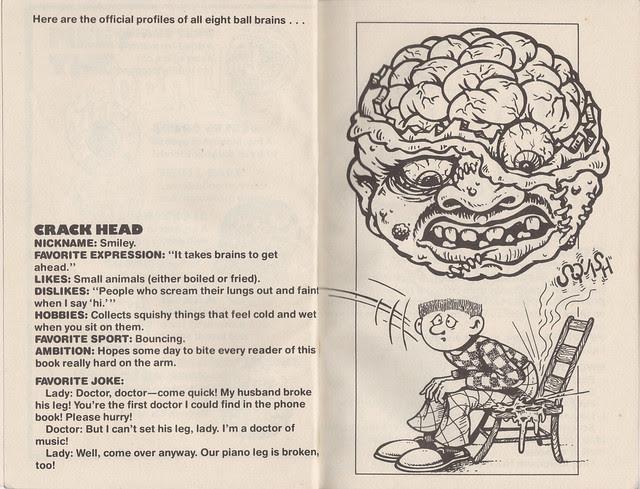 Madballs - Crack Head
