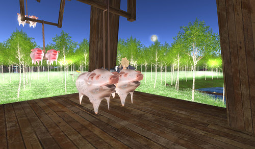 Life Is Good - Piggies!