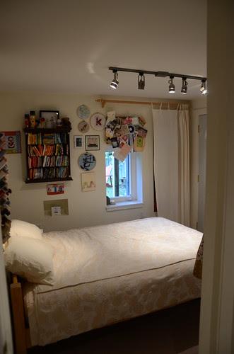sewing room = bedroom