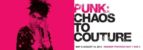 Punk: Chaos to Couture - Costume Institute - Metropolitan Museum of Art