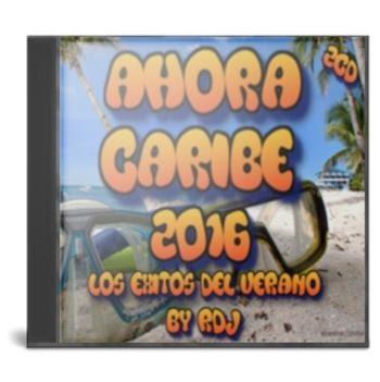Ahora caribe 2016 los exitos del verano by rdj 2cd 2016 for Adolfo dominguez mendez alvaro 9