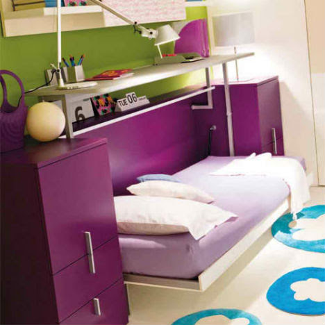 Resource Furniture: Convertible Designs for Small Spaces | Urbanist