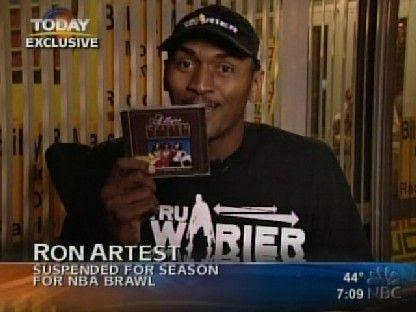 Artest CD