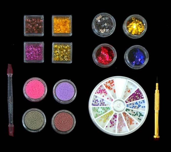 Beautiful Nail Art Designs: Nail Art Supplies