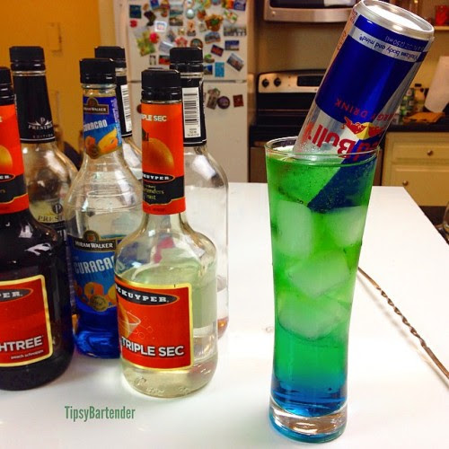 IRISH TRASH CAN 1 oz.... | Tipsy Bartender