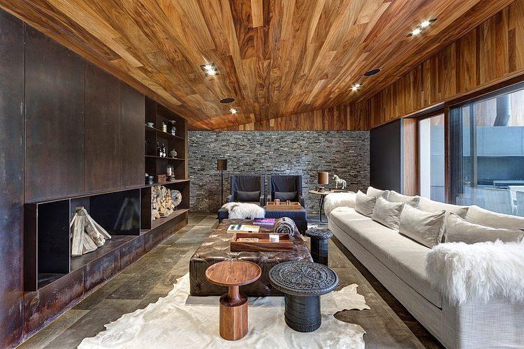 Gemütliches Wohnzimmer einrichten - 34 Ideen aus Luxusvillen