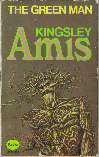 Resultado de imagem para The Green Man de Kingsley Amis