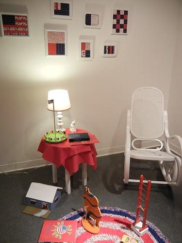 Art Practice Department Honor Student Show, Worth Ryder Gallery, UC Berkeley _ 8525